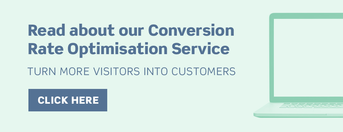 Solutionists Coversion Rate Optimisation Service